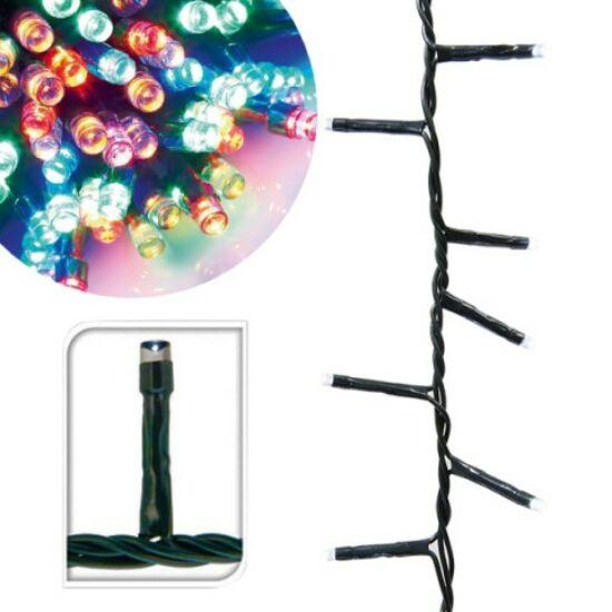 480 LED-es karácsonyi fényfüzér (8 mozgó beállítással, színes)