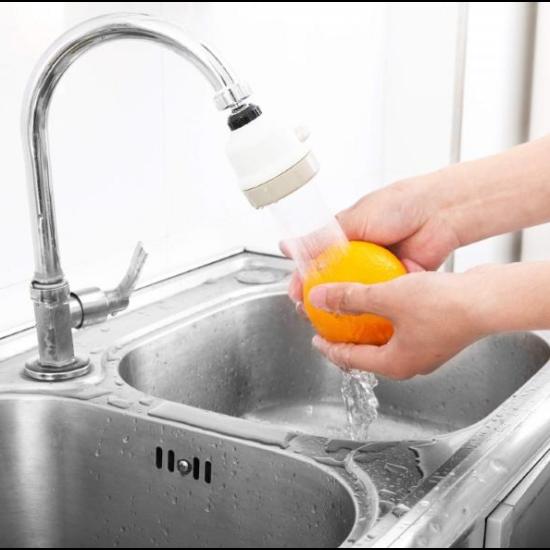 Csapra szerelhető víztakarékos szórófej