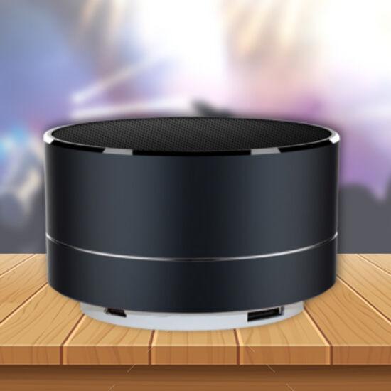 Mini design bluetooth hangszóró (fekete)