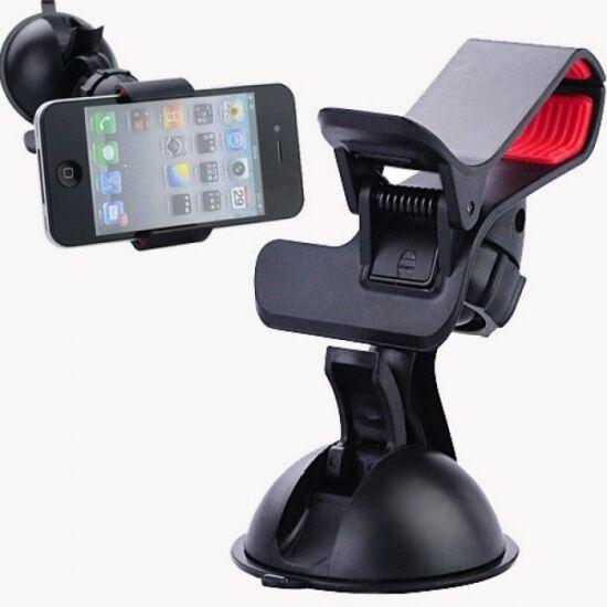Telefontartó autóba