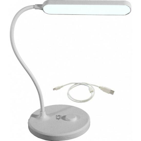 LED-es USB asztali lámpa