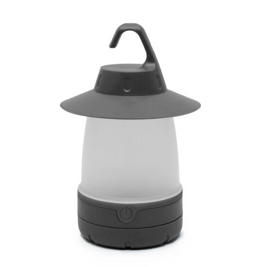 Akasztható kemping lámpa (szürke)