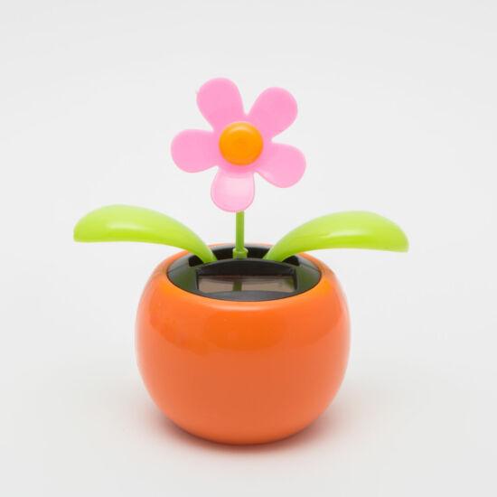 Napelemes dekoráció (virág)