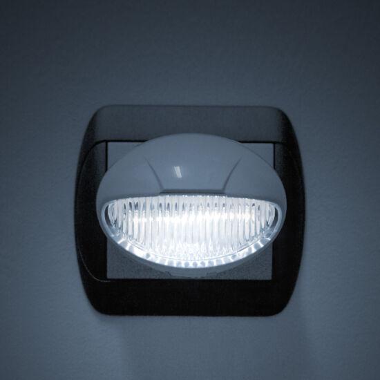 LED-es irányfény fényérzékelővel, kapcsolóval