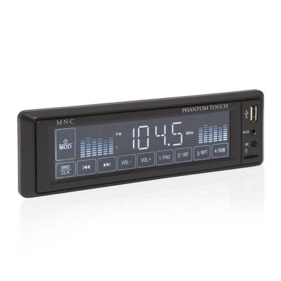 M.N.C MP3-as autórádió (USB / MSD / MMC / AUX)