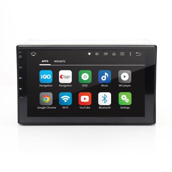"""Carguard CD777 multimédiás fejegység 7"""" (Android 2 DIN)"""