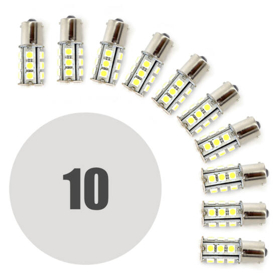 LED izzó (CLD310, 5W BA15D 290 lumen, 10 darabos csomag)