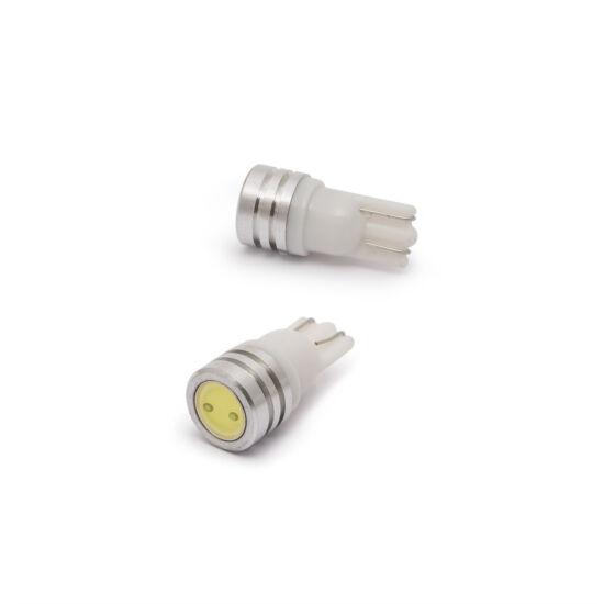 LED izzó (CLD008, 1W T10 60 lumen, 2 darabos csomag)