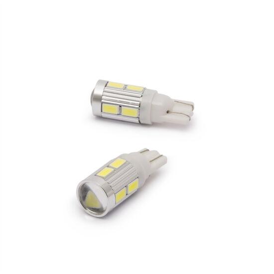 LED izzó (CLD014, 3W T10 300 lumen, 2 darabos csomag)