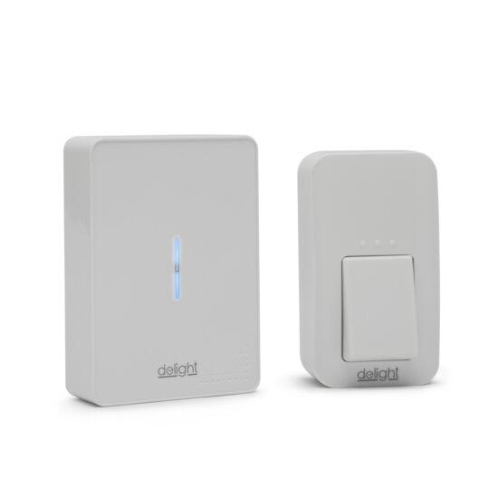 Digitális elem- és vezeték nélküli csengő (Kinetic)