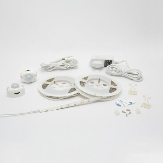 LED szalag 2 db mozgásérzékelő szenzorral (2 x 200 cm)