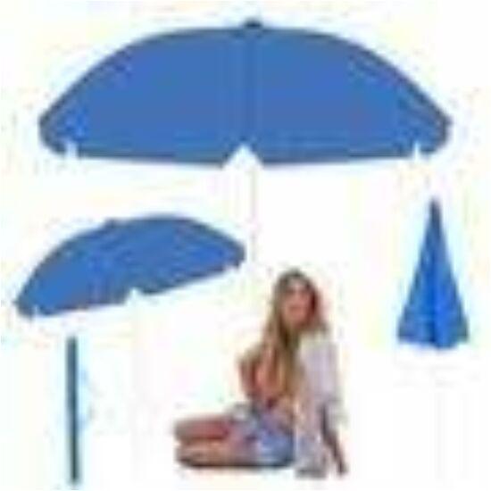 Strand / kerti esernyő (kék)