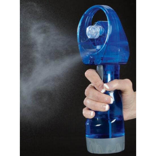 Hordozható ventilátor hűsítő párakapu funkcióval