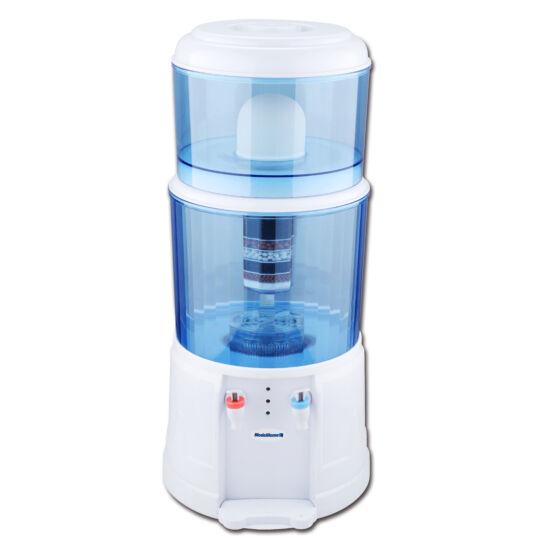Vízszűrő toronyrendszer- hideg-meleg vizes (20 L), Model Home