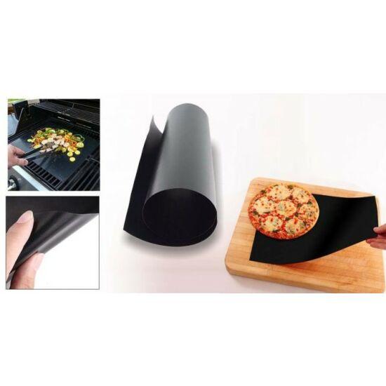 Tapadásmentes hőálló lap sütőbe