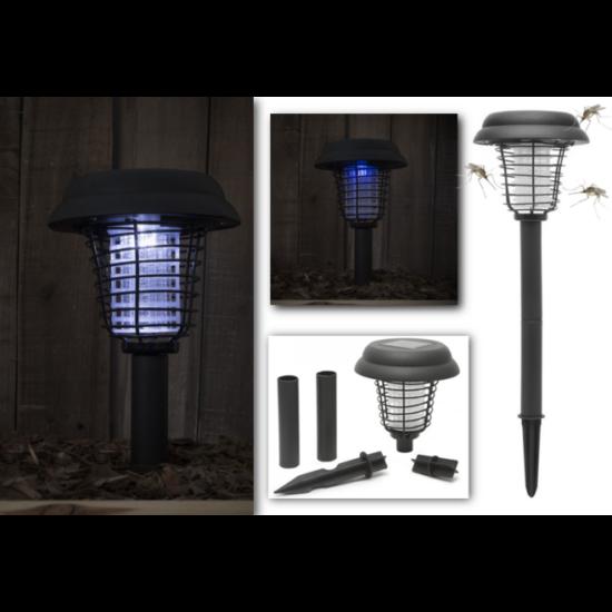 Grundig szúnyogriasztó lámpa, leszúrható