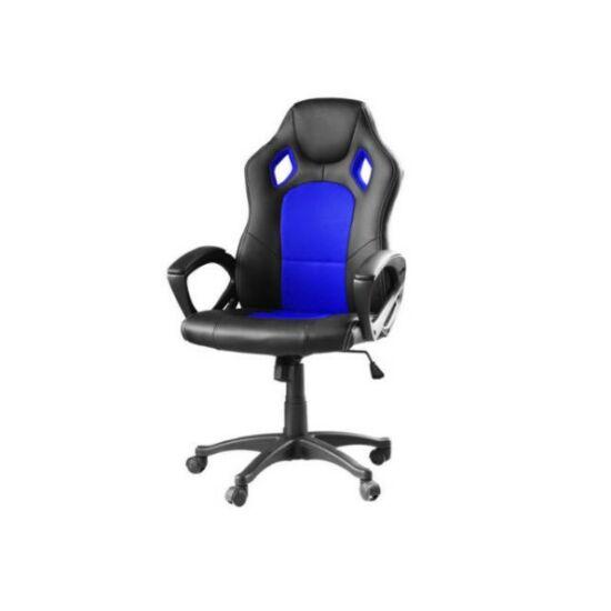 Gamer szék BASIC (kék)