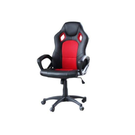 Gamer szék BASIC (piros)